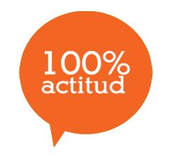 100%  actitud n