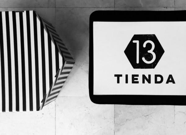 POP UP TIENDA DEL 13