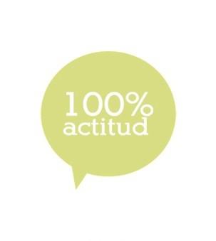 100% actitud